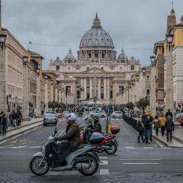 Фото город Рим, Италия (1071894523)