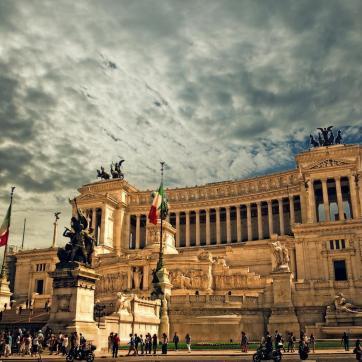 Фото город Рим, Италия (127811067)