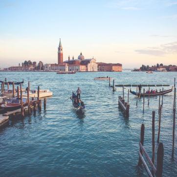 Фото город Венеция, Италия (1616999361)