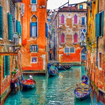 Фото город Венеция, Италия (77003936)