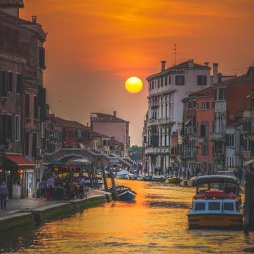 Фото город Венеция, Италия (1241949377)
