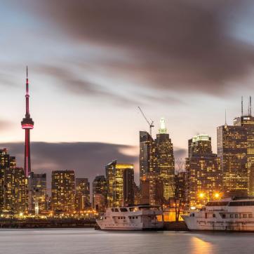 Фото город Торонто, Канада (231831521)