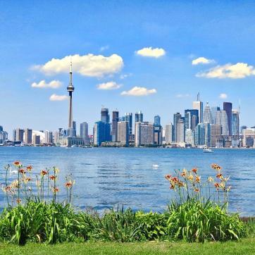 Фото город Торонто, Канада (897670382)
