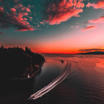 Фото город Ванкувер, Канада (693350312)