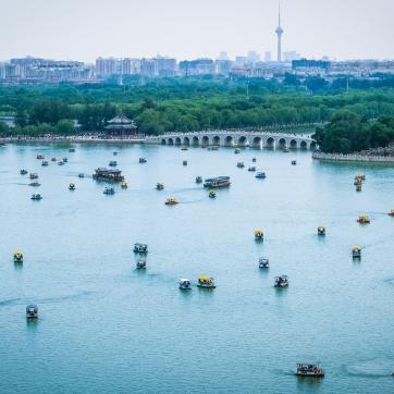 Фото город Пекин, Китай (268437014)