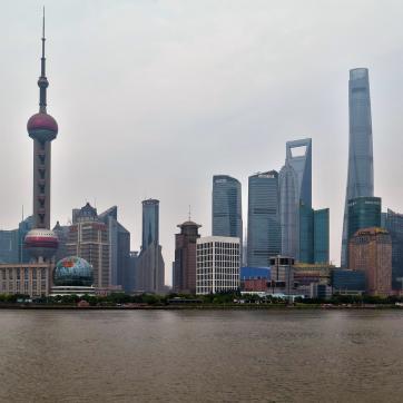 Фото город Шанхай, Китай (867132842)