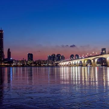 Фото город Сеул, Республика Корея (877373250)