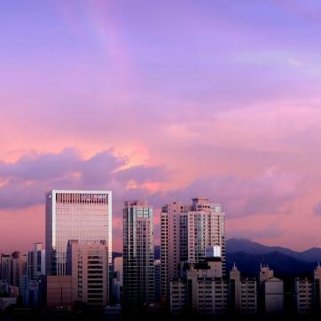 Фото город Сеул, Республика Корея (613243214)