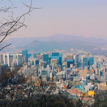 Фото город Сеул, Республика Корея (911832509)