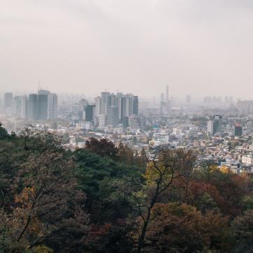 Фото город Сеул, Республика Корея (1010720724)