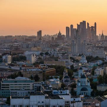 Фото город Москва, Россия (1027769572)
