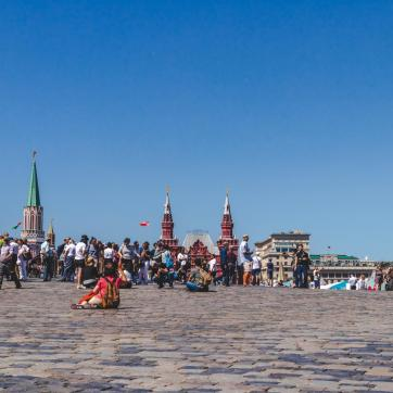 Фото город Москва, Россия (688702928)
