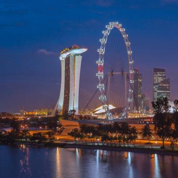 Фото город Сингапур, Сингапур (1811618104)