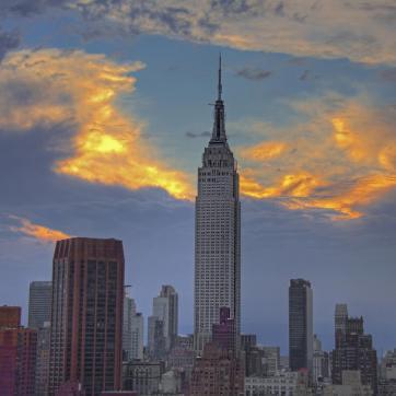 Фото город Нью-Йорк, США (43165976)