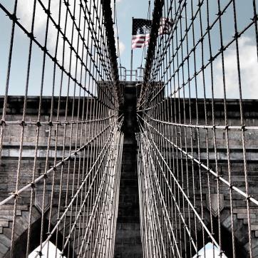 Фото город Нью-Йорк, США (741863503)