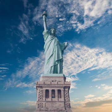 Фото город Нью-Йорк, США (2104410778)
