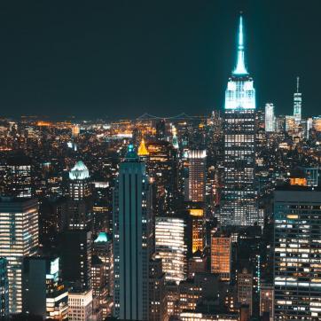 Фото город Нью-Йорк, США (1319737974)