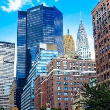 Фото город Нью-Йорк, США (921533874)