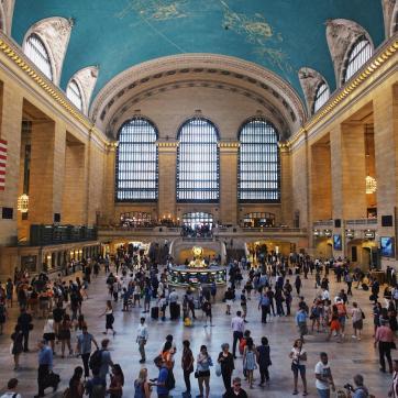 Фото город Нью-Йорк, США (420094580)