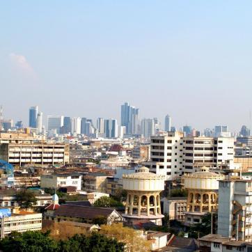 Фото город Бангкок, Таиланд (1231535228)