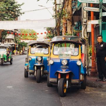 Фото город Бангкок, Таиланд (602262079)