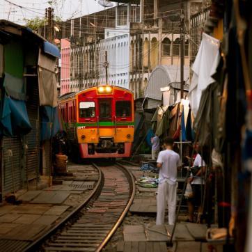 Фото город Бангкок, Таиланд (860890483)