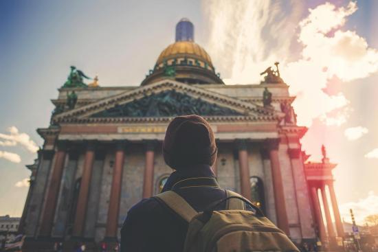 Фото город Санкт-Петербург, Россия (96431787)