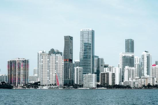 Фото город Майами, США (705743135)