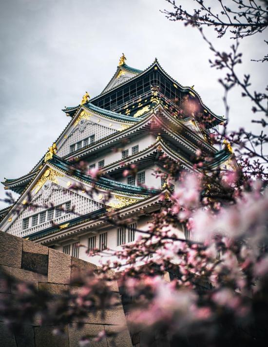 Фото город Осака, Япония (2001796250)