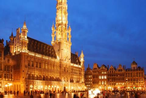 Бельгийские каникулы – время вафель и шоколада