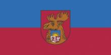 Флаг города Елгава