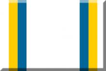 Флаг города Лидс