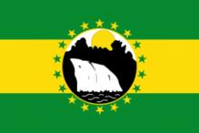 Флаг города Ла-Чоррера