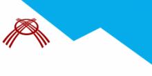 Флаг города Ош