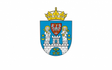 Флаг города Познань