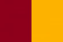 Флаг города Рим