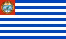 Флаг города Санта-Ана