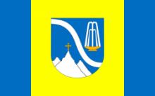 Флаг города Щавница