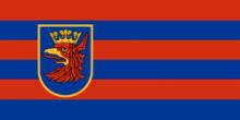 Флаг города Щецин