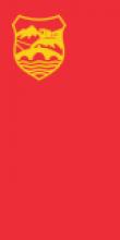 Флаг города Скопье