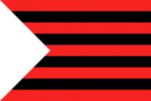 Флаг города Унгены