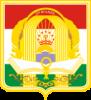 Герб города Душанбе