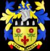 Герб города Катр-Борн
