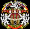 Герб города Прага
