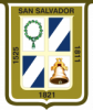 Герб города Сан-Сальвадор